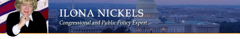 Ilona Nickels, Congressional and Public Policy Expert